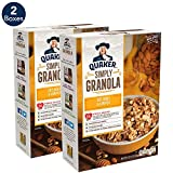 Quaker Simply Granola Pack doble