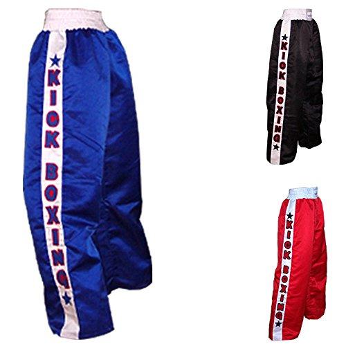 TurnerMAX Kickboxing Pantalone Blu XL