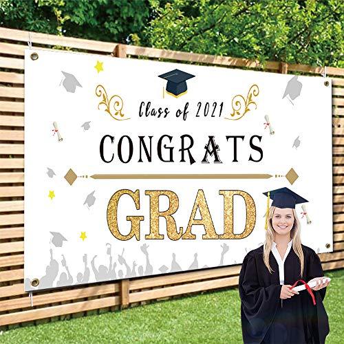 (50% OFF) 2021 Graduation Decor $6.99 – Coupon Code