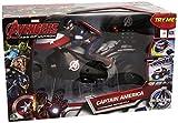 Avengers - Motocicleta del Capitán America (Giochi Preziosi 20726)