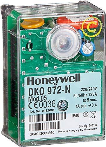 Honeywell spc - Steuergerät SATRONIC Heizöl - DKO 972 - : 0412005U