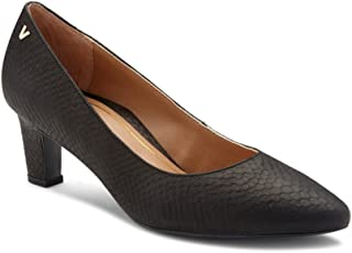Vionic Women's Madison Mia Heels - Ladies Pumps with Concealed Orthotic Support