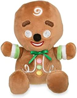 Parks Disney Wishables Plush – Merry Christmas Series - Gingerbread Man