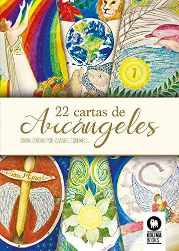 22 cartas de Arcángeles