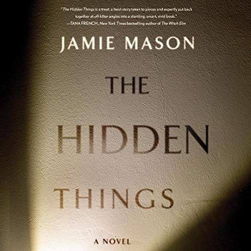 The Hidden Things audiobook cover art