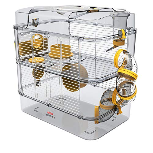 Zolux Cage pour Hamster, Souris, Gerbille ''RODY 3''...
