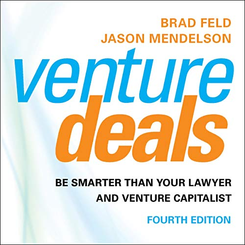 Venture Deals, 4th Edition cover art