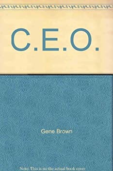 C.E.O 0553340891 Book Cover