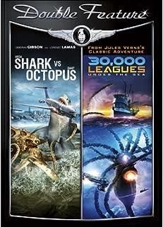 Mega Shark vs Giant Octopus / 30,000 Leagues Under the Sea