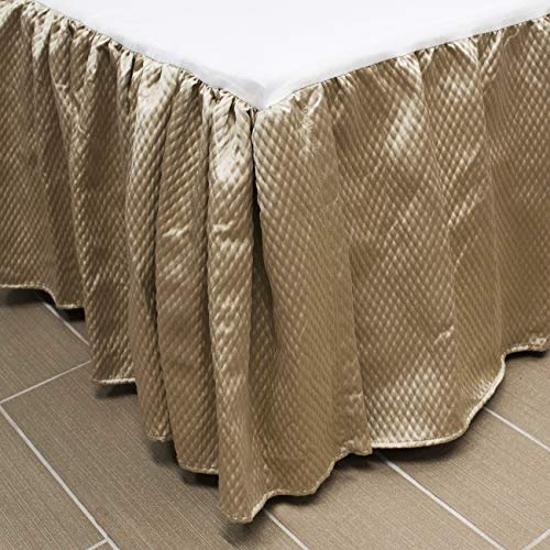 New Austin Horn Classics Prosper Luxury Bed Skirt (California King)