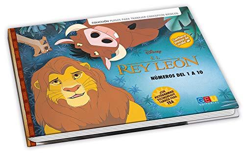 El Rey León - Libro-juego