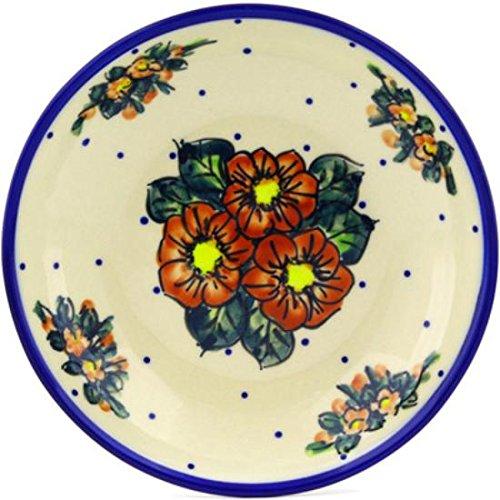 Ceramika Bona h2079g Polaco Pottery–Bol para Pasta de cerámica Pintado a Mano, 22,86cm