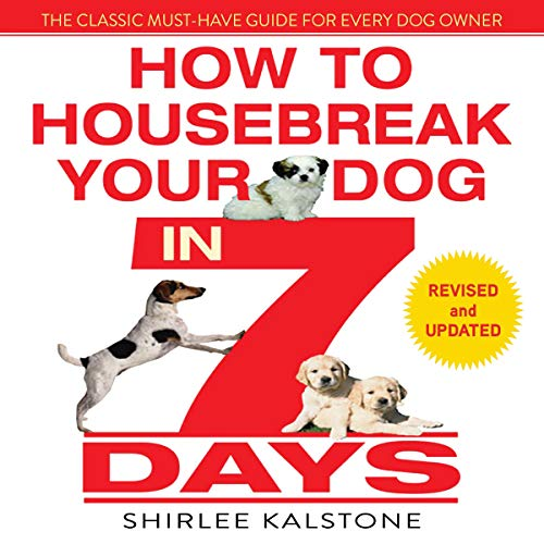 『How to Housebreak Your Dog in 7 Days (Revised)』のカバーアート