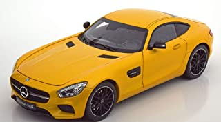 1/18 Mercedes Benz AMG GT Coupe DIECAST MODEL CAR (SILVER)