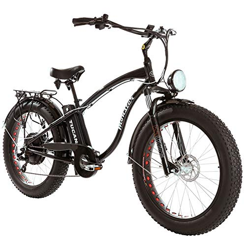 Monster 26 Limited Edition -Es Fat Ebike - Marco Aluminio