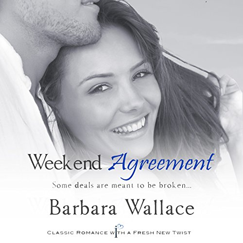 Weekend Agreement audiobook cover art