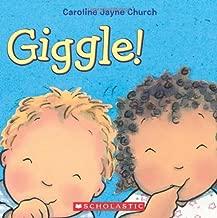 By Caroline Jayne Church Giggle! (Nov Brdbk)