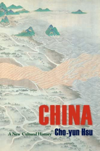 China A New Cultural History Masters of Chinese Studies product image
