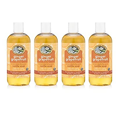 Oregon Soap Company Liquid Castile Soap