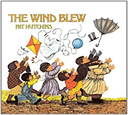 The Wind Blew. Autumn Themed Books for Preschoolers and children.