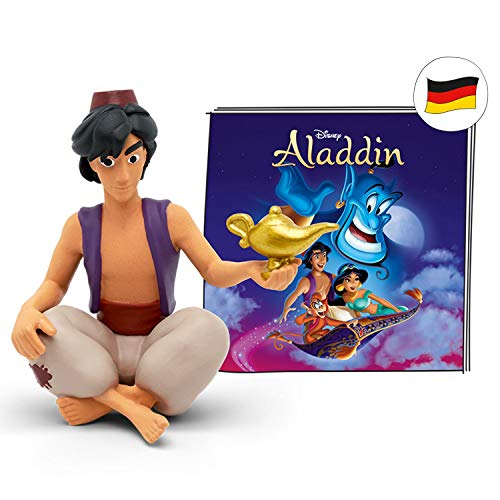 tonies Hörfiguren für Toniebox: Disney Hörspiel für Kinder Aladdin Figur - ca 60...