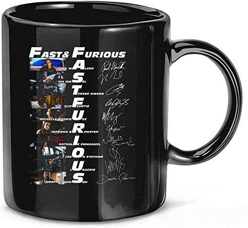 N\A #Fast und #Furious #Paul #Walker #Vin #Diesel #Tyrese #Gibson Signature Keramik Geschenk Lustige Tassen Tassen