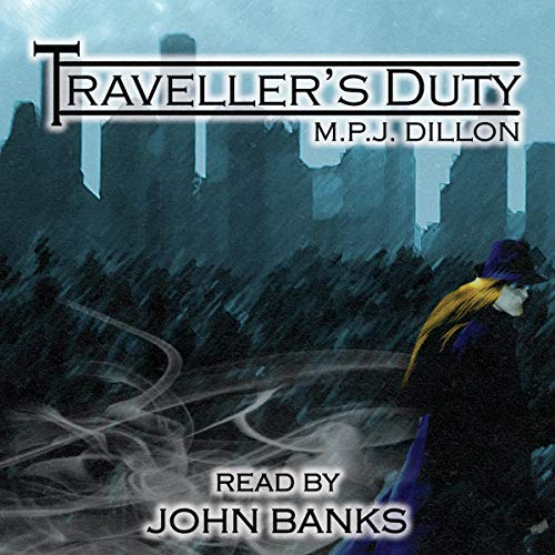 Traveller's Duty audiobook cover art