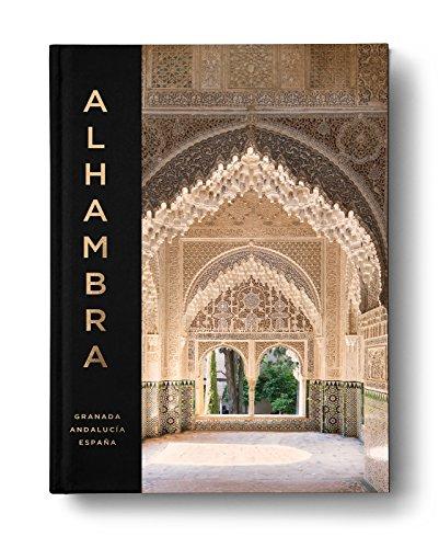 Alhambra - Un libro de arte fotográfico y una guía histórica de la Alhambra. (Español)