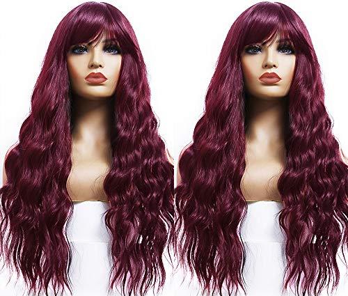 99j wig with bangs _image1