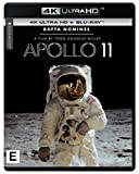 Apollo 11 [4K Ultra HD Region Free + Blu-Ray] [Blu-ray]