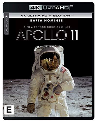 Apollo 11 [4K Ultra HD Region Free + Blu-Ray]