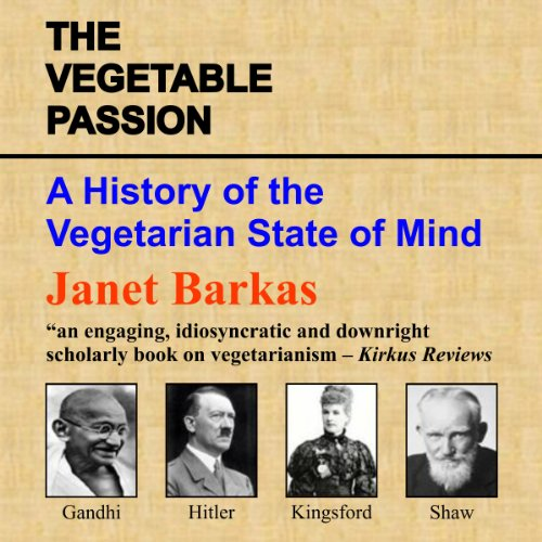 The Vegetable Passion audiobook cover art