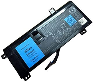 Alliboo New G05YJ 11.1V 69WH Replacement Laptop Battery for Alienware 14 A14 M14X R4 14D-1528 ALW14D 0G05YJ Y3PN0 8X70T ALW14D-4828-12 Months