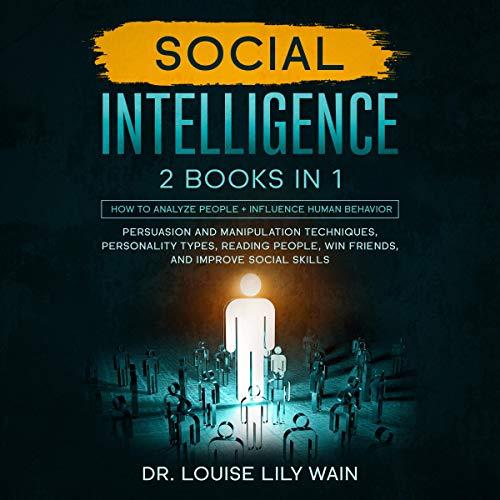 『Social Intelligence: 2 Books in 1』のカバーアート