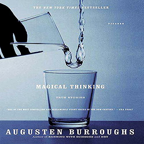 Magical Thinking audiobook cover art