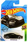 Mattel Hot Wheels 2019 Aston Martin DBS HW Exotics 224/250, Long Card (Black)