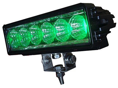 Kaper II L16-0075GR Green LED Hunting light, 1 Pack