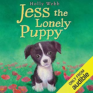 Jess the Lonely Puppy cover art