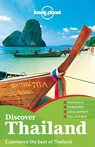 Lonely Planet Discover Thailand [Lingua Inglese]