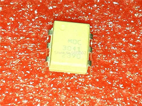 100pcs / lot MOC3041 DIP6 DIP IC nuevo y original en stock