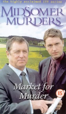 Midsomer Murders - Market For Murder