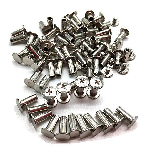 Fixman 514633 Remaches Set de 650 Piezas Gris
