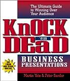 Knock 'Em Dead Business Presentations