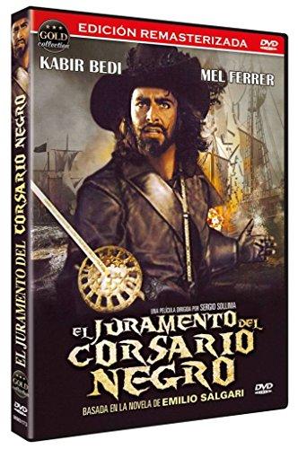 El Juramento del Corsario Negro [DVD]
