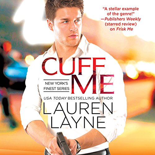 Cuff Me audiobook cover art