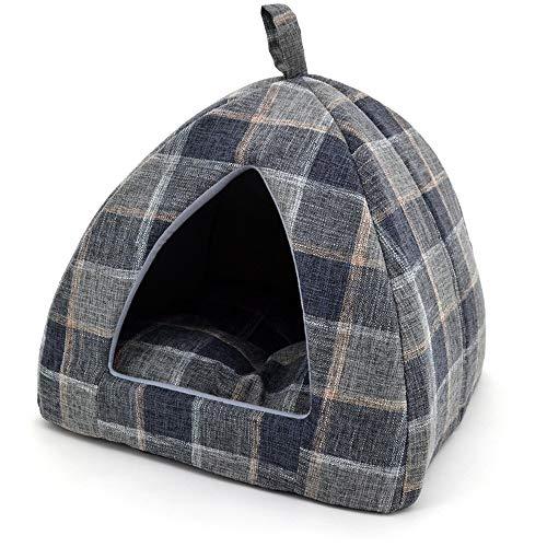Pet Tent Soft Calming Cat Bed Review