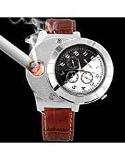 Watch and lighter for men