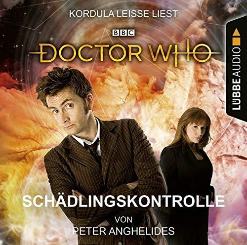 Doctor Who - Schädlingskontrolle Titelbild