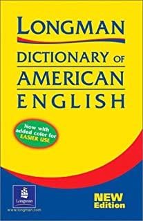 Longman Dictionary of American English, Second Edition (Paper without CD-ROM, Two Color Version)