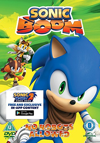 Sonic Boom: Series 1
